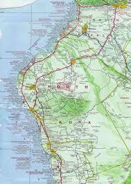 Hawaii Island Map Maps Of Parts Of The Big Island Kailua Kona Kohala Coast