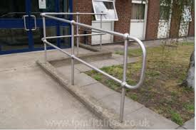 Handrail Systems Suppliers Ball Stanchions By Ipm Fittings Ltd