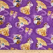 Beauty And The Beast Home Decor Disney Beauty U0026 The Beast Belle Character Toss Purple Discount