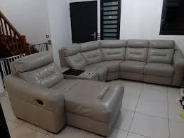 vend canapé achetez canapé d angle vend quasi neuf annonce vente à sainte