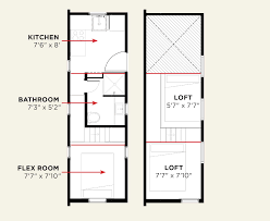 100 tiny house on wheels floor plans new modern small house