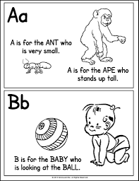abc coloring pages for toddlers
