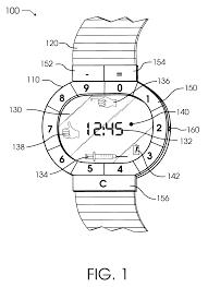 patent us6188648 diabetic care overview wristwatch google patents