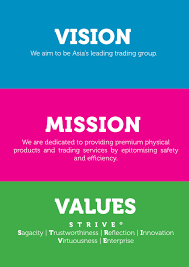 vision and mission vision mission and values guiding principles strategic business