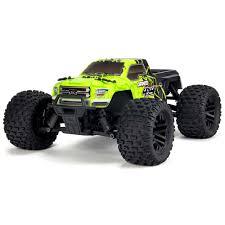 mega truck chassis arrma 1 10 granite 4x4 mega monster truck rtr green black