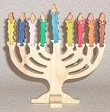 wooden menorah handmade wooden menorah puzzle explain the miracle of chanukah