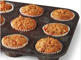 carrot cake muffins recipe myrecipes