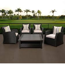 White Resin Wicker Patio Furniture - atlantic staffordshire 4 person resin wicker patio conversation