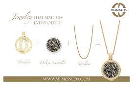 design your own necklace mi moneda news blase denatale jeweler design your own