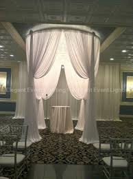 chuppah poles diy circle chuppah help weddings do it yourself style and