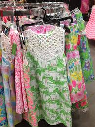lilly pulitzer warehouse sale a leap and a bound jen nelson