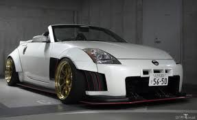widebody jdm cars the mercury widebody kit for the 350z is just something else