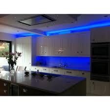 led strip lights kitchen energy saving 5m rgb plug and play waterproof rf controller led