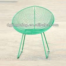kd wire mesh outdoor chair global sources