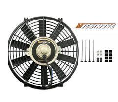 10 inch radiator fan mishimoto slim electric radiator fan kit 10 10 inch ebay