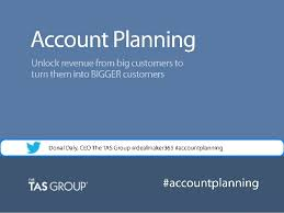 sales webinar account planning in salesforce how to unlockrevenue u2026