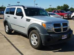 Dodge Nitro Custom Interior Used Dodge Nitro For Sale Carmax