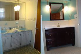 Bathroom Remodels Before And After Pictures by Fridholm Painting And Remodeling Gallery 8