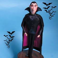 hotel transylvania cake toppers dracula from hotel transylvania cake topper out of fondant