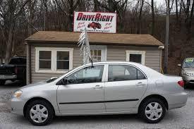 price of toyota corolla 2003 2003 toyota corolla le 4dr sedan in york pa driveright autos