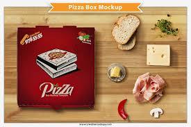 pizza box mockup product mockups creative market