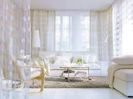 amazon com ninni rund pair of curtains ikea window treatment