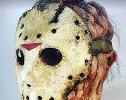 you u0027ve got to see this u0027jason goes to hell u0027 halloween mask