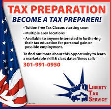 tax preparation liberty tax service