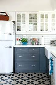 antique blue kitchen cabinets blue distressed kitchen cabinets faced