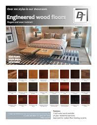 engineered dt flooring distributors
