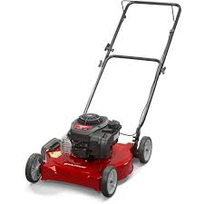 troy bilt 21 in high wheel rear wheel drive self propelled gas