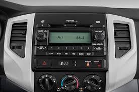 2014 toyota tacoma base model 2014 toyota tacoma radio interior photo automotive com
