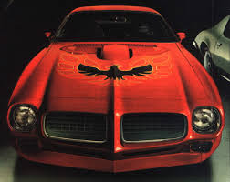 1973 pontiac firebird trans am