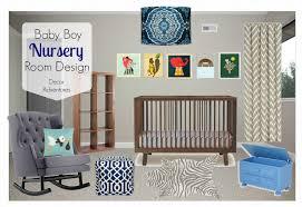 boy nursery design decor adventures