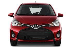 2015 toyota yaris first drive motor trend
