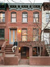 new prospects dwell brick house facade in brooklyn clipgoo