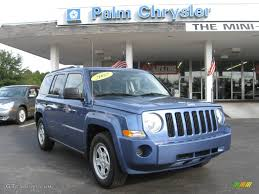 metallic blue jeep jeep patriot review and photos