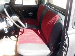 1954 chevy rod pickup bench seat by knightcoachworks on deviantart