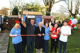 dundee care home u0027s faux village u0027works wonders u0027 for dementia