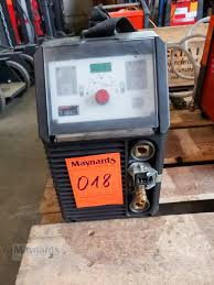 metalworking machinery and general plant equipment day 1