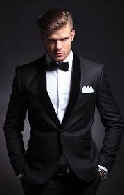 gentleman 39 s 2017 hot sale black velvet lapel men s business suits tuxedos