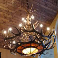 Deer Antler Light Fixtures Lighting Elk Antler Chandelier Deer Antler Light Fixture