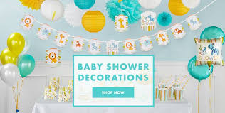 baby shower supplies baby shower party supplies baby shower decorations party city