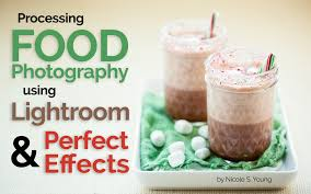 milkshake photography photofocus processing food photography using lightroom u0026 onone