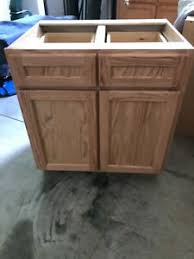 custom made cabinets for kitchen new custom made solid oak kitchen cabinets ebay
