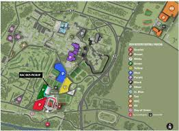 rutgers football parking map to osu v rutgers the ohio state alumni of