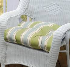 Outdoor Armchair Cushions Large Outdoor Chair Cushions Replacement Chair Cushions For Wicker