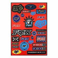fox stickers ebay