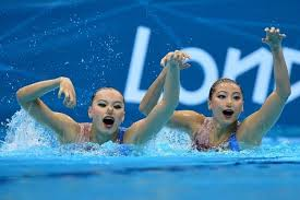 Synchronized Swimming Meme - synchronized swimming faces are terrifyingly hilarious