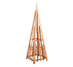amazon com cedarlooks 0601310 pyramid trellis trellises
